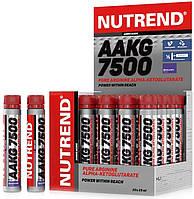 Nutrend Аминокислоты Nutrend AAKG 7500, 20x25 мл (черная смородина)