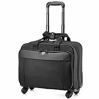 Сумка для ноутбука HP 17.3 Business 4 wheel Roller Case (H5M93AA)