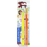 Curaprox Набор зубных щеток Curaprox CS5460/2 Animal Family