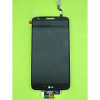 Дисплей для LG D802 G2/D805 + touchscreen, чёрный, оригинал (Китай), 20 pin