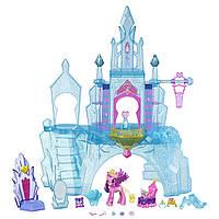 Игровой набор оригинал Кристальный замок B5255 Hasbro My Little Pony Explore Equestria