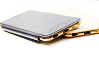 Чехол-книжка для iPhone 5/5s/SE Book Electroplating Case Butterfly Day