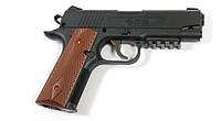 Пистолет пневматический Crosman Colt 1911BB