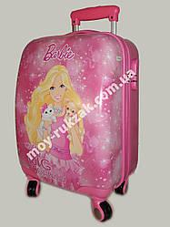 Детский чемодан дорожный,  Barbie