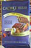 Бельгийский молочный шоколад с миндалем и изюмом Cachet / Кашет 300 грамм Бельгия