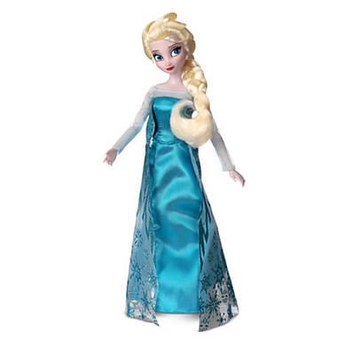 Эльза Холодное сердце Дисней кукла принцесса / Elsa doll Frozen Disney
