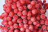 """Сахарные ягодки (калина в сахаре),  38-40 шт/уп. цвета """"сицилийский апельсин"""""""