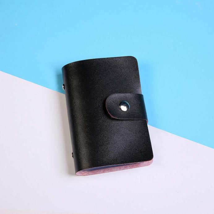 Визитница кредитница Card Holder Black