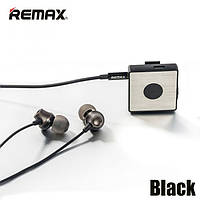 Вакуумная гарнитура Remax Bluetooth headset RB-S3 black
