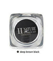Пигменты PCD Deep brown black (для микроблейдинга)
