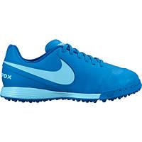 Сороканожки Nike Tiempo Legend VI TF 819191-444 JR