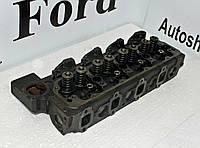 Головка блока цилиндра форд транзит
