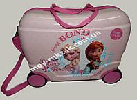 Детский чемодан на 4 колесах Холодное Сердце, Frozen, 520265