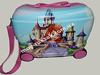 Детский чемодан на 4 колесах София, 520266