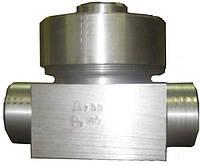 Конденсатоотводчик термодинамический с патрубками под приварку 45с13нж, 45нж13нж
