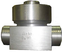 Конденсатовідвідник термодинамічний з патрубками під приварку 45с13нж, 45нж13нж