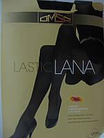 Теплі колготки з вовни Omsa LASTIC LANA