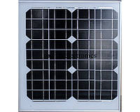 Солнечная панель Solar board 20W 18V 45*36 cm, солнечная панель батарея solar board, солнечная энергия