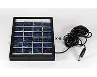 Солнечное зарядное устройство Solar board 2W-6V + mob. Charger, солнечная панель Solar Panel GD-Light