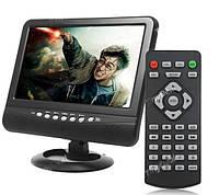 Автомобильный телевизор Digital Portable TV NS-901, портативный телевизор в автомобиль 9 дюймов