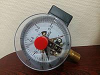 Манометр электроконтактный, вакуумметр, мановакуумметр МТ-3С