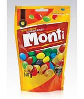 Шоколадні горішки Monti 240 г