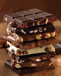 Шоколад, конфеты