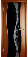 Двери шпонированные Кальдера- Пандора