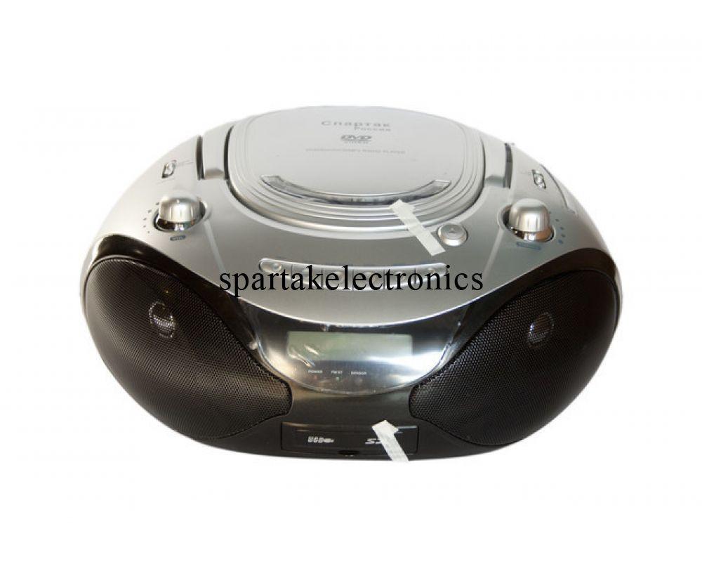 Автомагнитола DVD 9126, портативный радио проигрыватель CD/MP3, автомобильная магнитола - Интернет-магазин Как Дома в Киеве