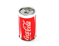 Музыкальная портативная колонка SPS COLA, mp3 колонка coca cola, колонка для телефона кока кола