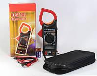 Мультиметр токовые клещи DT 266, мультиметр цифровой токовыми клещами, измерительный прибор мультиметр