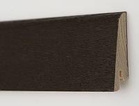 Плинтус шпонированый KluchuK Дуб Термо профиль Рустик 80х19х2200 мм