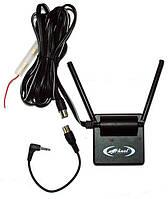 Антенна автомобильная телевизионная HI-100, антенна для автомобиля UHF-VHF-FM, антенна для тв