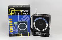 Радиоприемник NS 017U, радиоприемник с mp3 плеером, радио с usb, мини радиоприемник