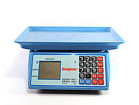 Весы торговые электронные ACS 40KG 985, электронныевесы весы Спартак, весы торговые до 40 кг