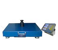Весы напольные электронные ACS 300KG WIFI 45*55, беспроводные торговые весы усиленная площадка