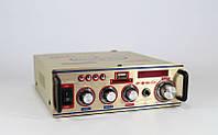 Портативный усилитель звука UKC AMP-909D, звуковой усилитель, мощный усилитель звука
