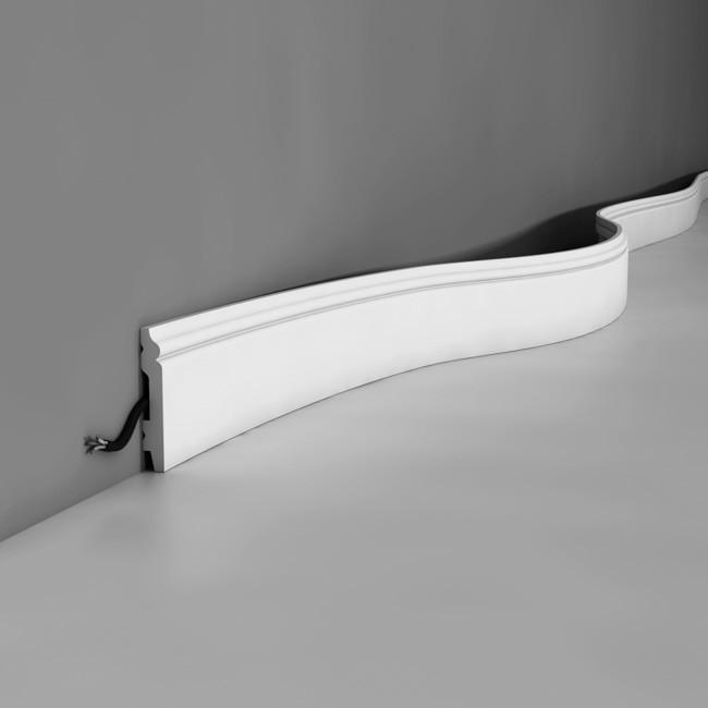 Гибкий плинтус SX165F