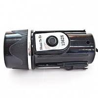 Ручной фонарик c магнитом STF-15628, светодиодный аккумуляторный фонарь