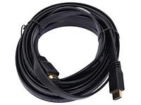 Кабель HDMI-HDMI FLAT (V1.4) 1.5м, кабель аудио видео hdmi flat, кабель переходник hdmi 1,5 метра