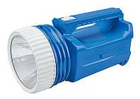 Фонарь на аккумуляторе Yajia YJ 2830, переносной светодиодный фонарь