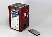 Музыкальная колонка SPS N 73, портативная mp3 колонка, мобильная колонка с пультом управления