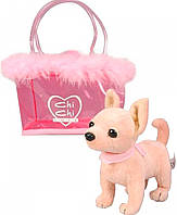 Собачка ЧиЧиЛав Чихуахуа Волшебная леди с сумочкой