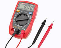 Цифровой мультиметр DT UT33C, портативный тестер мультиметр, многофункциональный цифровой тестер