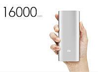 Универсальный внешний аккумулятор POWER BANK 16000 mAh (реальная емкость 6000) MI, зарядное устройство