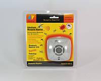 Ультразвуковой отпугиватель комаров от сети 220V ZF810A, электронное устройство от комаров