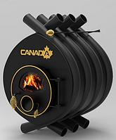 Дровяная печь «Canada» classic «ОO» со стеклом 6,0 кВт