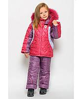 Куртка и брюки зимние для девочек
