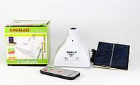 Светильник на солнечной батарее Led Solar Lam GD 5017, светодиодный аккумуляторный фонарь