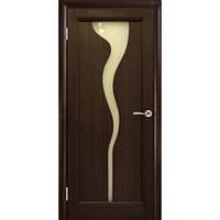 Двери шпонированные Ручеек ПГ/ПО.